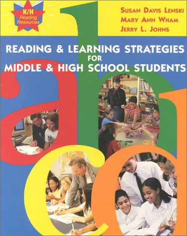 9780787256074: Reading and Learning Strategies for Middle & High School Students