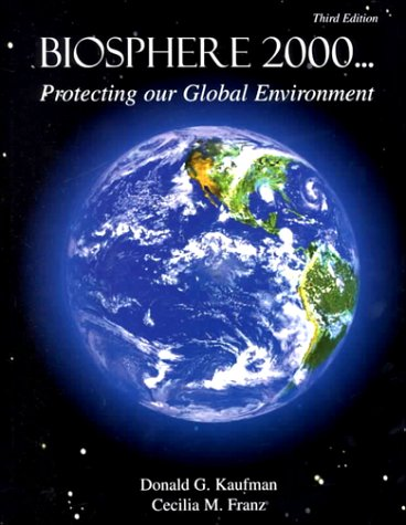 9780787257132: Biosphere 2000: Protecting Our Global Environment