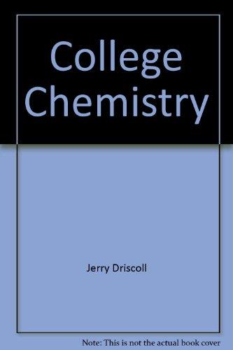 9780787257354: College Chemistry