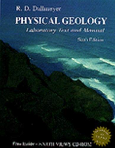 9780787259587: Physical Geology: Laboratory Text and Manual