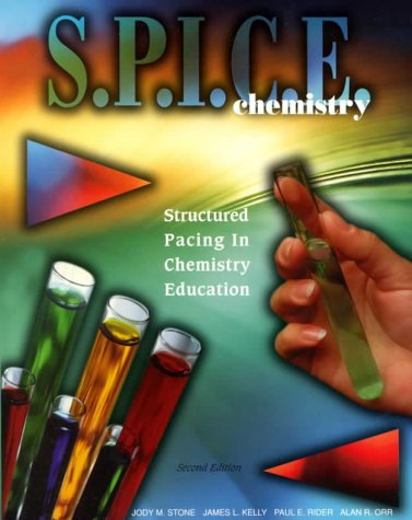 9780787260286: Structured Pacing in Chemistry Education: Spice Chemistry