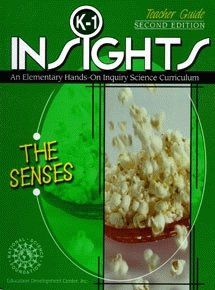 9780787265304: Insights: Grades K-1 the Senses Student Science Notebook (Teacher Guide, Teacher's Guide 2nd Edition)