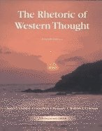 9780787271039: THE RHETORIC OF WESTERN THOUGHT
