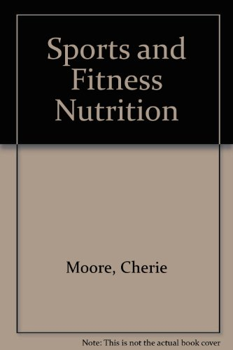 9780787272173: Sports and Fitness Nutrition