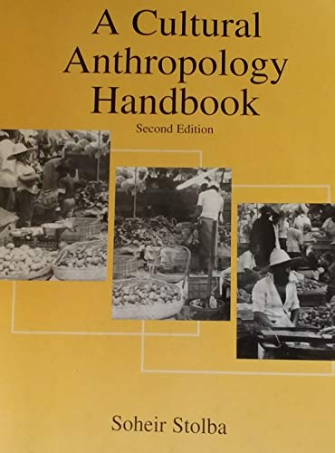 9780787272753: A Cultural Anthropology Handbook
