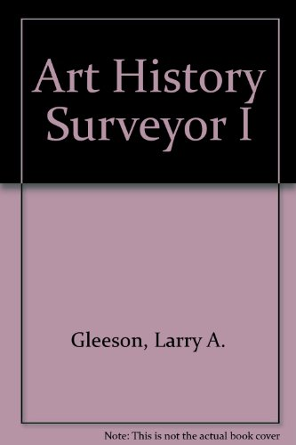 9780787272975: Art History Surveyor I
