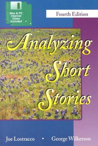 9780787273767: ANALYZING SHORT STORIES