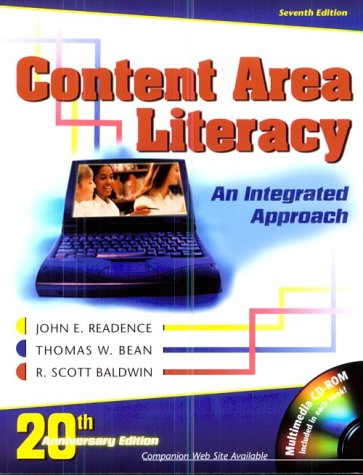 9780787276485: Content Area Literacy: An Integrated Approach