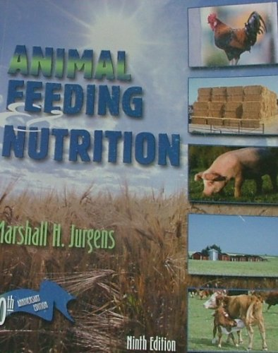 Animal Feeding and Nutrition: Jurgens, Marshall H.