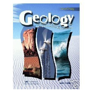 Geology: Laboratory Manual for Distance Learning (Coast: James L. Ruhle