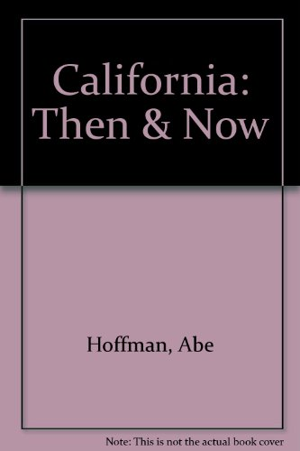 9780787286392: California: Then & Now