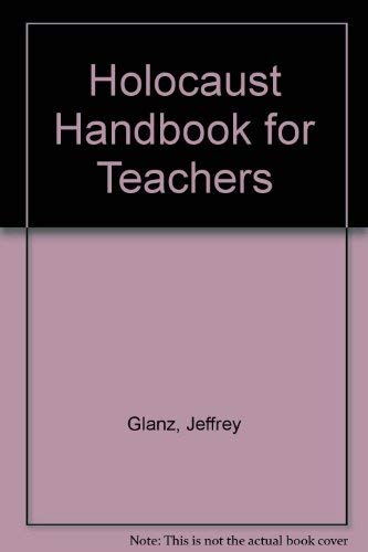 9780787286538: Holocaust Handbook for Teachers