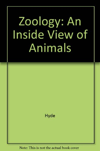 9780787288600: Zoology: An inside view of animals