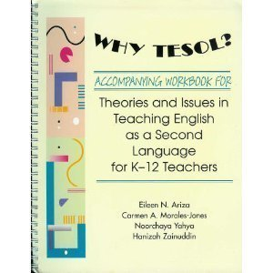 9780787290993: Why Tesol? Theories and Issues in Teaching English As a Second Language for K-12 Teachers: Study Guide