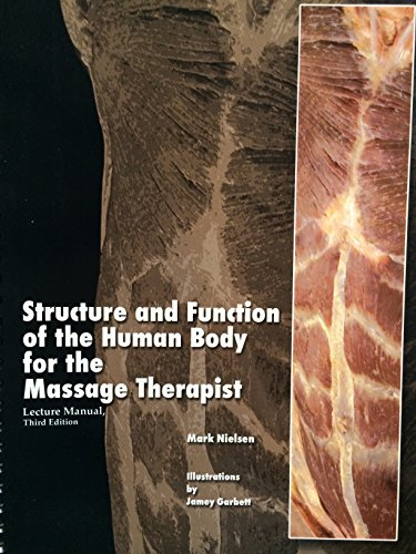 9780787297787: Structure and Function of the Human Body for the Massage Therapist (Lecture Manual)