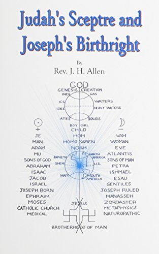 Judah's Sceptre & Joseph's Birthright (0787300284) by J. H. Allen