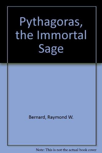 9780787301019: Pythagoras, the Immortal Sage
