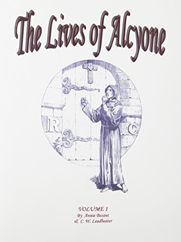 9780787301071: The Lives of Alcyone, Vol 1 & 2 (Occultism)