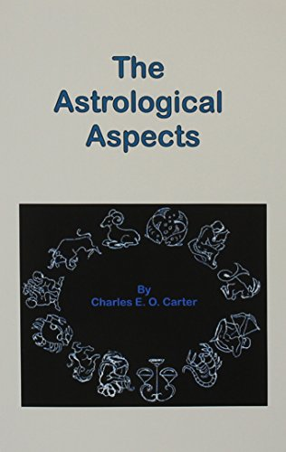 9780787301606: The Astrological Aspects