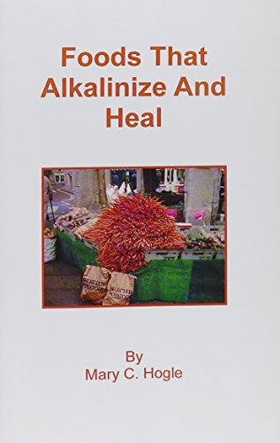9780787304140: Foods That Alkalinize and Heal