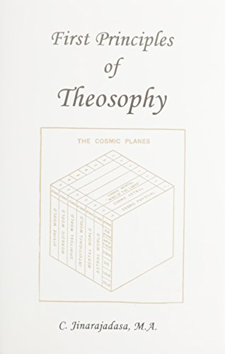 9780787304775: First Principles of Theosophy