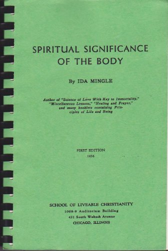9780787306199: Spiritual Significance of the Body