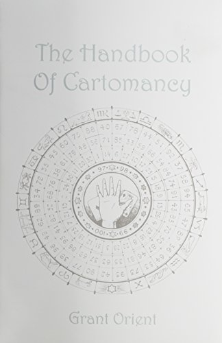 9780787306458: A Handbook of Cartomancy: Fortune-Telling & Occult Divination