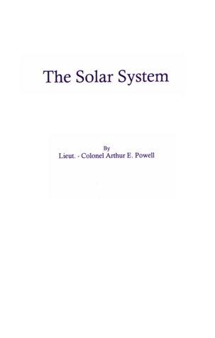 9780787311537: The Solar System