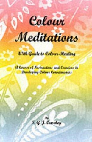9780787311759: Colour Meditations