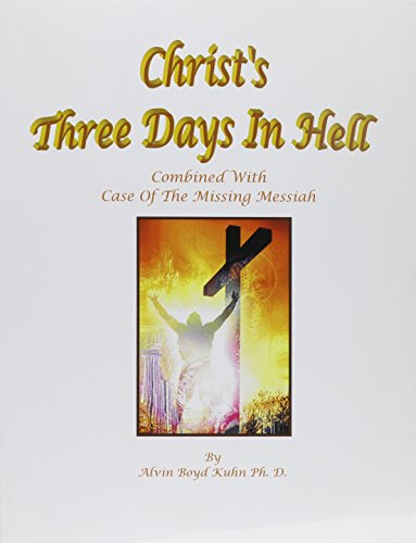 9780787311889: Christ's Three Days in Hell & Case of the Missing Messiah