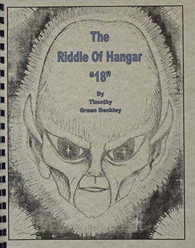 9780787312060: Riddle of Hangar Eighteen