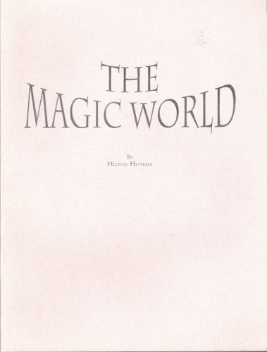 9780787313166: The Magic World