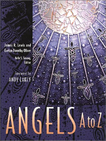 9780787604899: Angels A to Z Hb (Angel Encyclopedia)