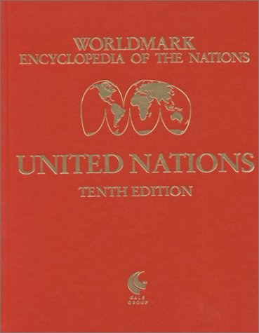 9780787605117: Worldmark Encyclopedia of the Nations
