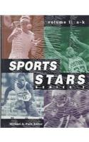 9780787608675: Sports Stars: 2 Volume set