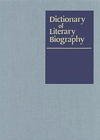 Dictionary of Literary Biography: Russian Literature in the Age of Pushkin: Rydel, Christine A. (ed...
