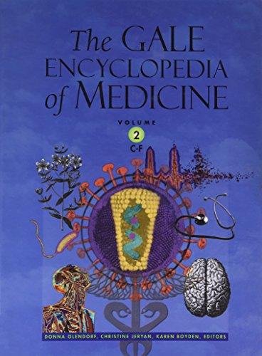Gale Encyclopedia of Medicine Volume 3 G M: Donna Olendorf