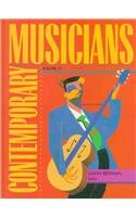9780787620912: Contemporary Musicians: Profiles of the People in Music