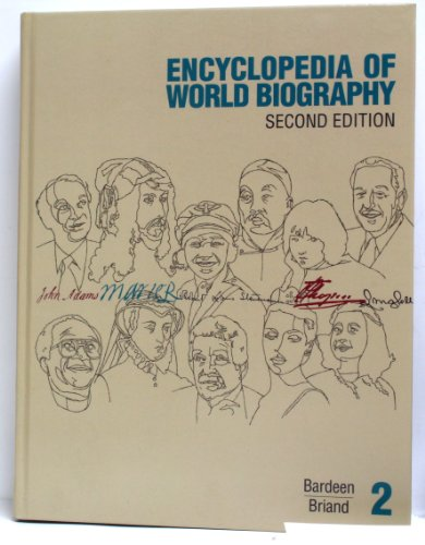 9780787625429: Encyclopedia of World Biography