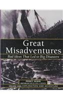 9780787627980: Great Misadventures, 4 volume set