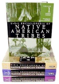 U-X-L Encyclopedia of Native American Tribes (4 Volume Set): Malinowski, Sharon, Sheets, Anna J., ...