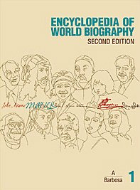 Encyclopaedia of World Biography: 1998 Supplement v. 18 (Hardback): Suzanne Michele Bourgoin, Gale ...