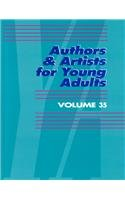 Authors & Artists: 35 (Authors & Artists For Young Adults