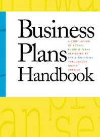9780787634216: Business Plans Handbook: A Compilation of Actual Business Plans Developed by Business Throughout North America: 8