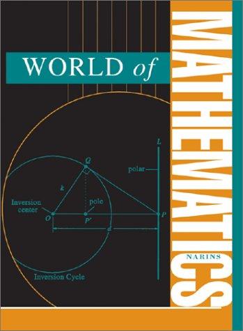 9780787636524: World of Mathematics