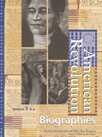 9780787638160: American Revolution Reference Library