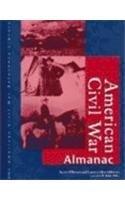 American Civil War Reference Library (Hardback): UXL, Kevin Hillstrom, Lawrence W Baker