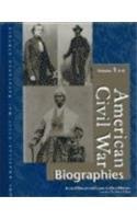 9780787638207: American Civil War: Biographies Edition 1. 2 Volume Set (American Civil War Reference Library)