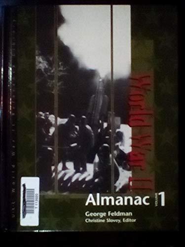 9780787638313: World War II: Almanac: 1