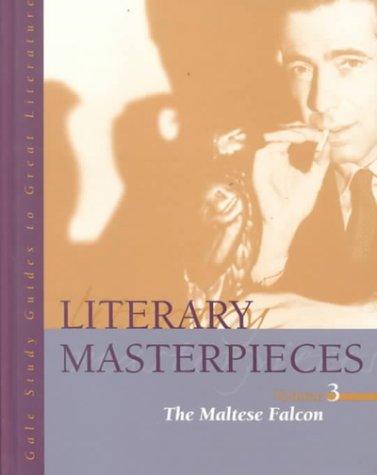Literary Masterpieces: The Maltese Falcon - Volume: Layman, Richard